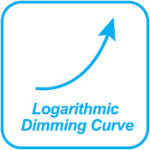 Logarithmic Dimming Curve