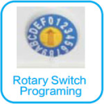 rotary switch programming