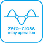 Zero Cross relay operation